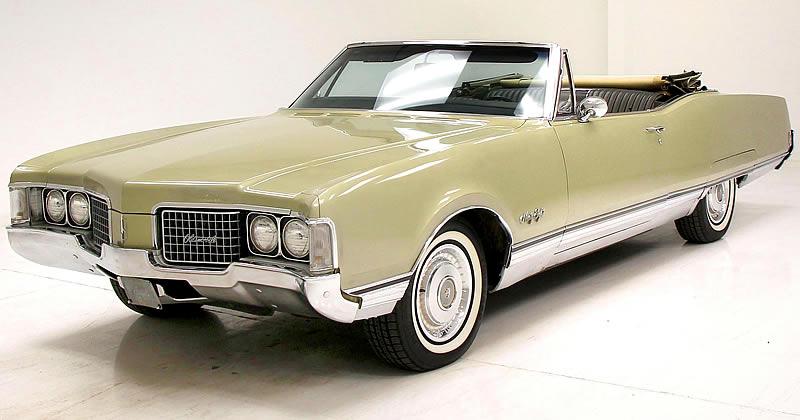 1968 Oldsmobile Ninety-Eight Convertible
