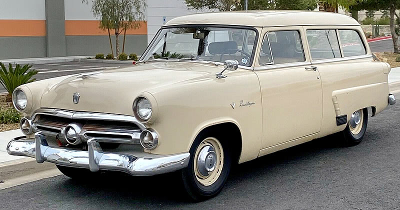 1952 Ford Ranch Wagon