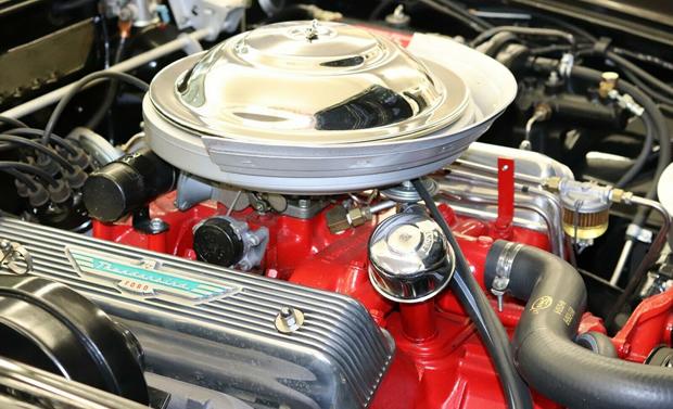 1955 Ford Thunderbird 292 V8