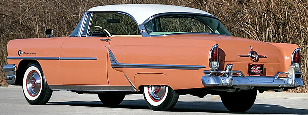 1955 Mercury Monterey Rear
