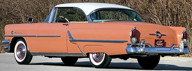 1955 Mercury Monterey Rear