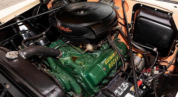 56 Oldsmobile 324 V8