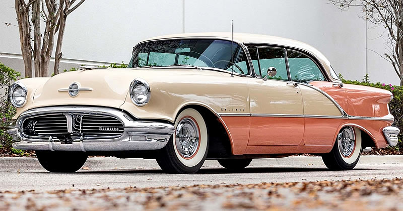 1956 Oldsmobile Super Eighty-Eight Sedan