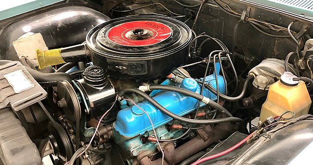 1964 Wildcat 445 (401 cubic inch)