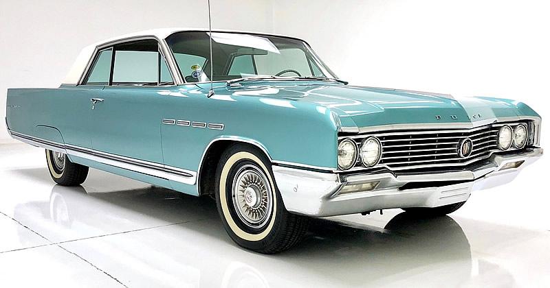 1964 Buick Electra 225 2-door hardtop