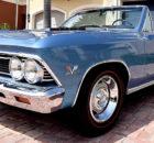 1964 Chevrolet Chevelle Malibu SS Convertible - 283 Turbo ...
