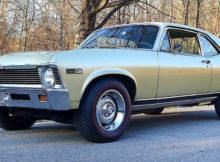 1968 Chevy II Nova SS 396