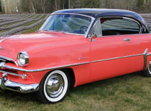 1954 Plymouth Belvedere 2-door Sport Coupe