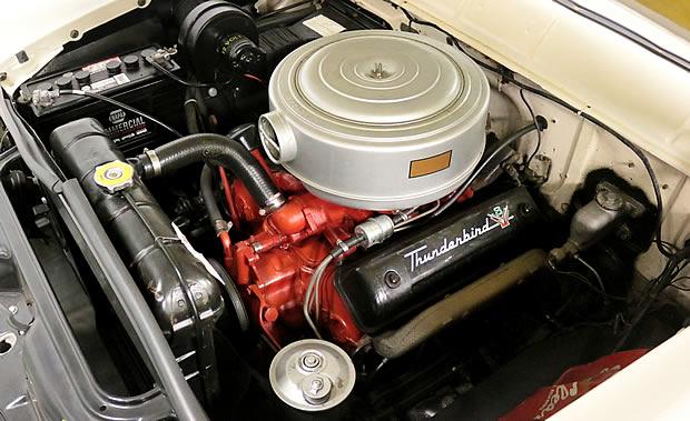 1956 Ford 292 V8 - 202 horsepower