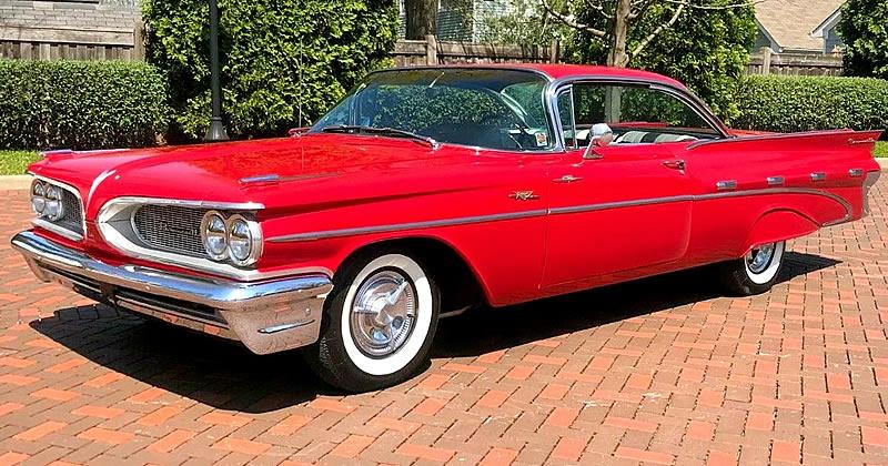 1959 Pontiac Bonneville Sport Coupe