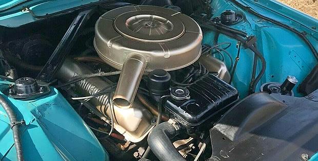 1964 Ford 390 V8 - Z-code