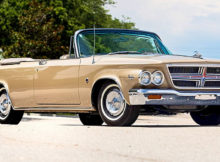1964 Chrysler 300-K Convertible
