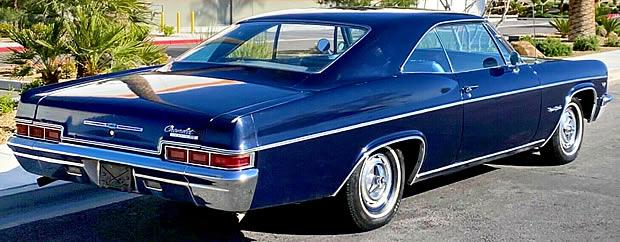 1966 Chevy Impala SS Rear