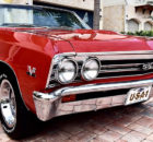 1967 Chevrolet Chevelle SS396 Convertible