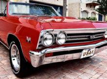 1967 Chevrolet Chevelle SS396 Convertible