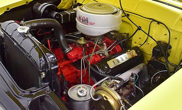 1955 Ford 272V8