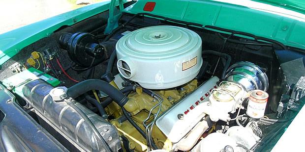 1955 Mercury 292 V8