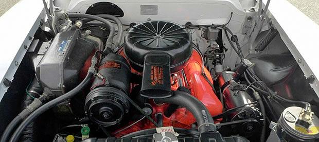 58 Chevy 348 V8