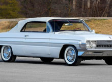 1961 Oldsmobile 88 Convertible