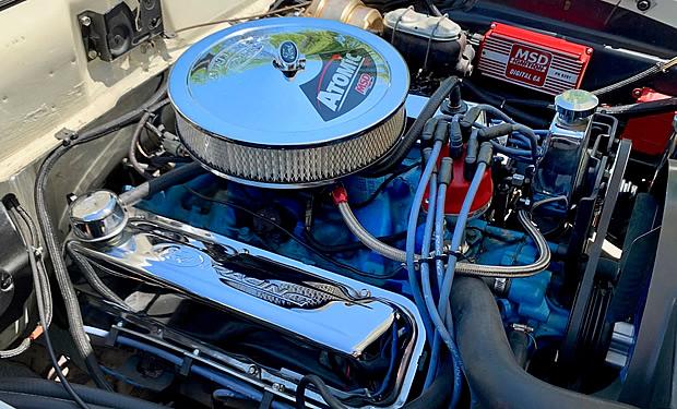460 cubic inch V8