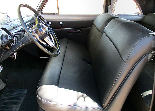 1950 Oldsmobile Eighty-Eight Interior
