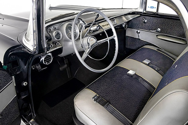 1957 Chevy Nomad Interior