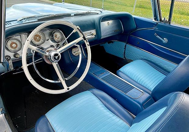 1959 Thunderbird Interior
