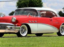 1956 Buick Special 2-door Riviera Hardtop