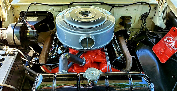 1956 M code 292 cubic inch V8