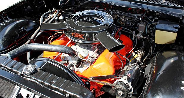 61 Chevy 348 Turbo-Thrust V8 Engine