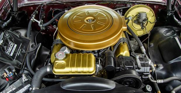 1962 Mercury 390 V8