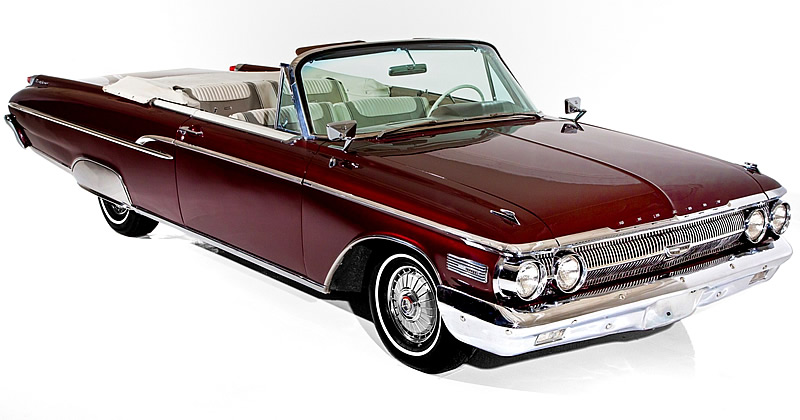1962 Mercury Monterey Custom Convertible