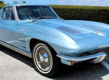 1963 Chevrolet Corvette - Split window coupe