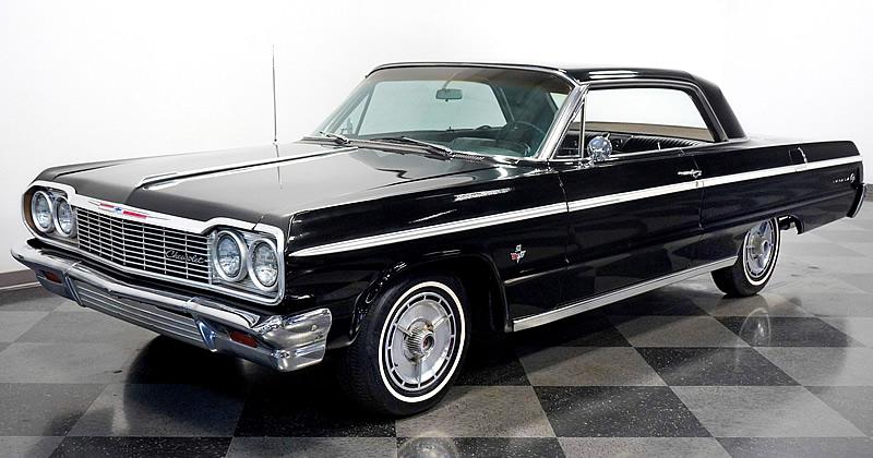 1964 Chevy Impala SS 409