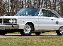 1966 Dodge Coronet 500 426 Hemi