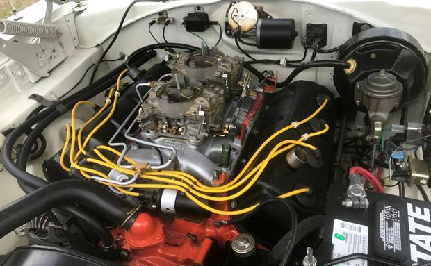 1966 Dodge 426 Hemi V8 - 425 horsepower