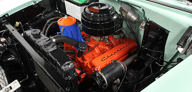 265 Chevy V8 from 1955