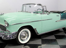 1955 Chevy Bel Air Convertible