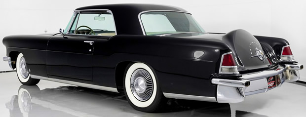 1956 Continental Mark II - rear view