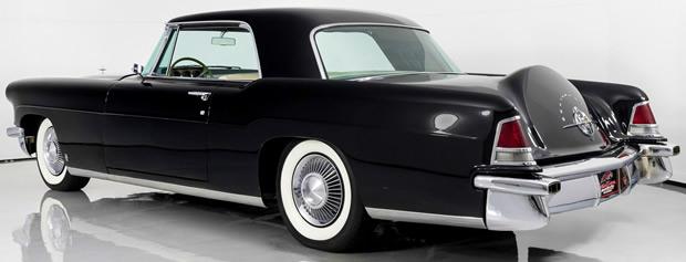 1956 Continental Mark II - rear view