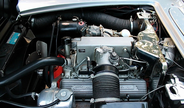 1961 Chevy 283 / 315 hp Fuel Injected V8