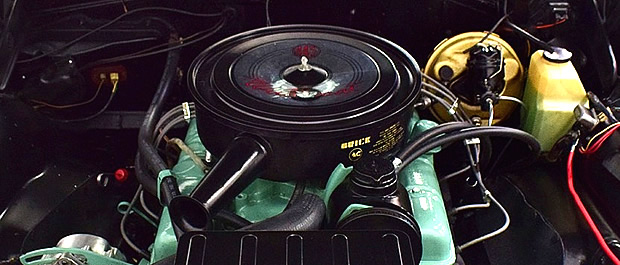 1963 Buick 401 cubic inch Wildcat 445 V8 engine