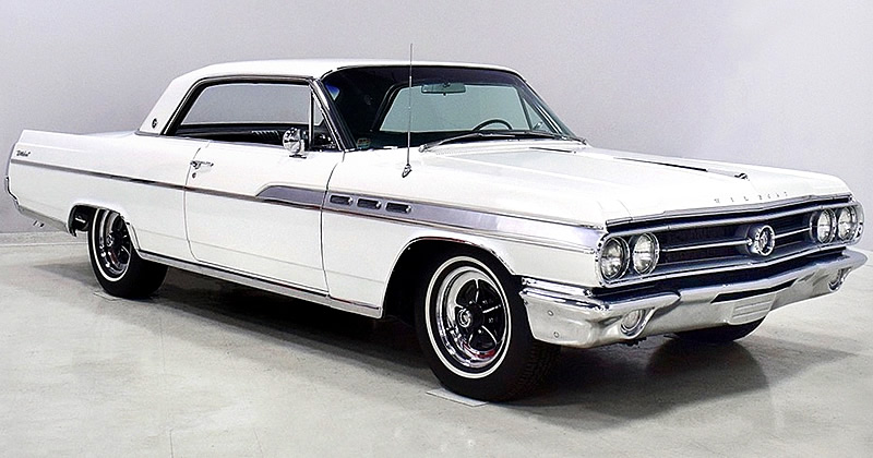 1963 Buick Wildcat Sport Coupe