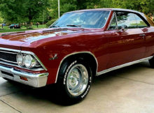 1966 Chevy Chevelle SS396 Coupe