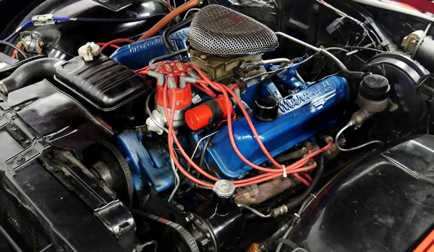 1966 Mercury 428 Marauder V8