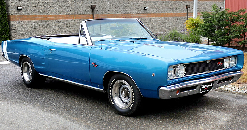 1968 Dodge Coronet R/T 440 V8