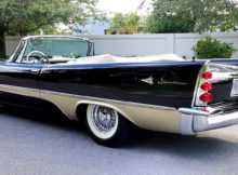 1957 DeSoto Adventurer - beautiful convertible
