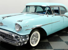 1957 Oldsmobile Starfire 98 Holiday Hardtop