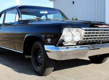 1962 Chevrolet Biscayne with 409 V8