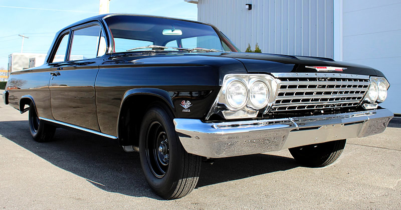 1962 Chevrolet Biscayne with 409 V8